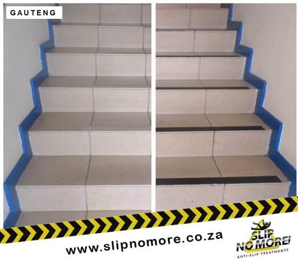 Anti Slip Floors Slip No More