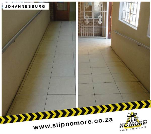 Slip Prevention Johannesburg