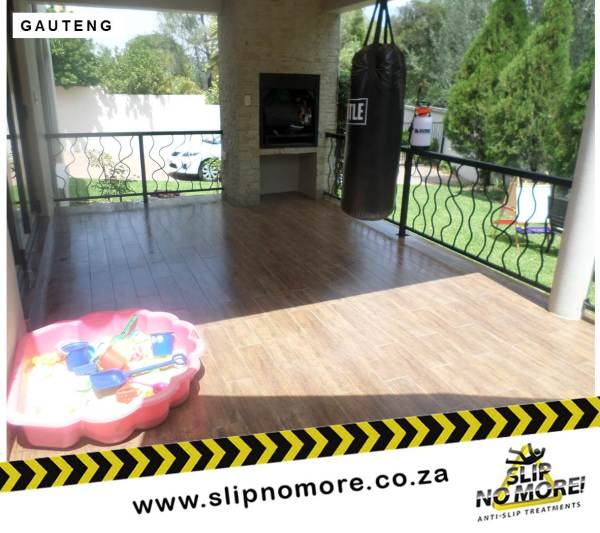 Anti Slip Treatments Slip No More