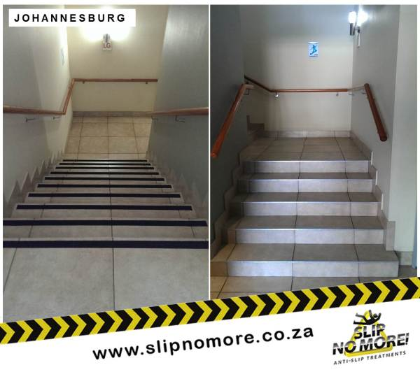 Anti Slip Treatment Johannesburg
