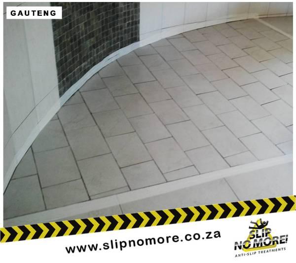 Non-slip Tiles Slip No More