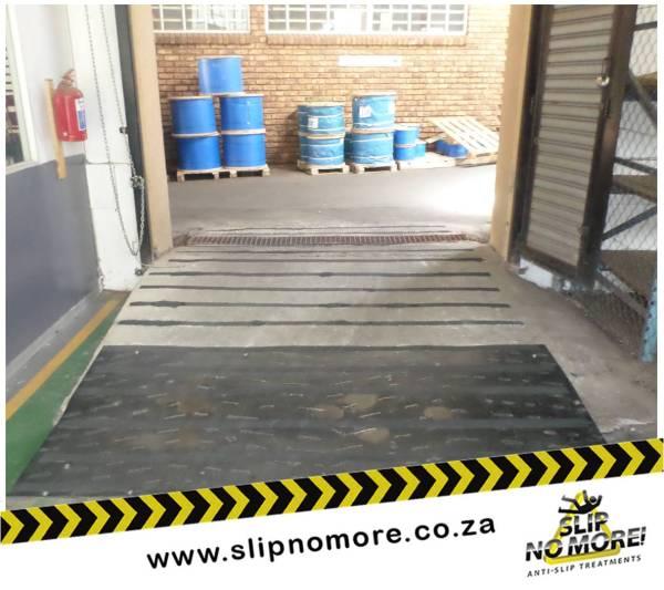 Non-slip Ramps Slip No More