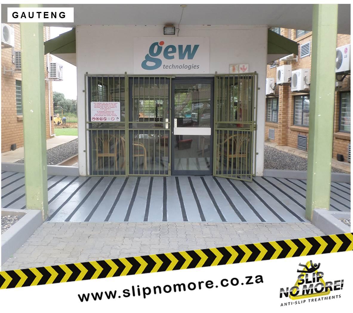 Anti Slip Treatment Slip No More
