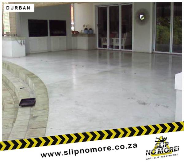 Non Slip Coatings Durban