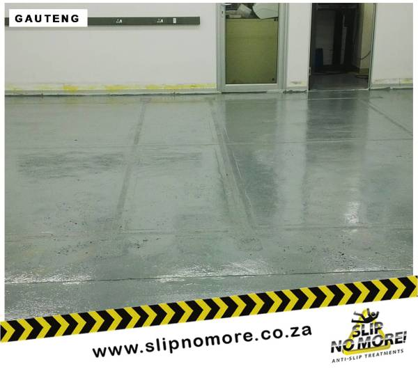 Non Slip Floors Slip No More
