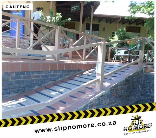 Non-slip Walkways Slip No More